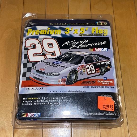 NASCAR Kevin Harvick #29 3'x5' Racing Flag